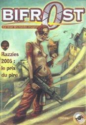 Revue Bifrost N.37 ; Razzies 2005 : Le Prix Du Pire - Intérieur - Format classique