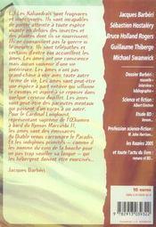 Revue Bifrost N.37 ; Razzies 2005 : Le Prix Du Pire - 4ème de couverture - Format classique