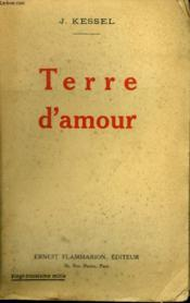 Terre D'Amour. - Couverture - Format classique