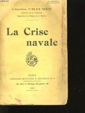 La Crise Navale - Couverture - Format classique