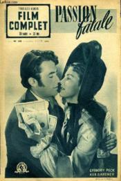 Tous Les Jeudis - Film Complet N° 245 - Passion Fatale - Couverture - Format classique