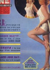 Cine Revue Tele-Revue - 43e Annee - N° 44 - Mary, Mary - Couverture - Format classique
