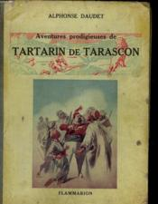 Aventures Prodigieuses De Tartarin De Tarascon - Couverture - Format classique
