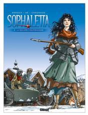 Sophaletta t.8 ; le rescapé d'Ekaterinodar - Couverture - Format classique