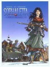 Sophaletta t.8 ; le rescapé d'Ekaterinodar - Intérieur - Format classique