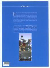 Sophaletta t.8 ; le rescapé d'Ekaterinodar - 4ème de couverture - Format classique