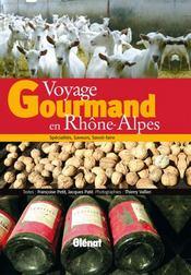 Voyage gourmand en Rhône-Alpes - Intérieur - Format classique