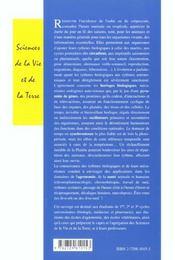 Rythmes Biologiques Et Rythmes Astronomiques Structure Et Organisation Temporelle Des Animaux - 4ème de couverture - Format classique