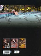 Juan Solo t.3 ; la chair et la gale - 4ème de couverture - Format classique
