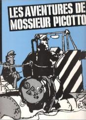 Les Aventures De Mossieur Picotto - Couverture - Format classique