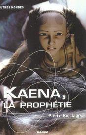 Kaena la prophétie - Intérieur - Format classique