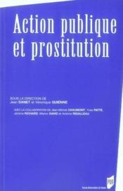 Action publique et prostitution - Couverture - Format classique