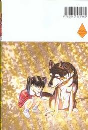 Inugami le réveil du dieu chien t.2 - 4ème de couverture - Format classique