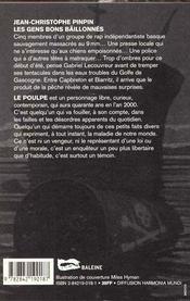 Les Gens Bons Baillonnes - 4ème de couverture - Format classique
