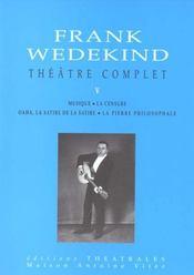 Theatre Complet T V - Intérieur - Format classique
