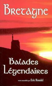 Bretagne Balades Legendaires - Couverture - Format classique