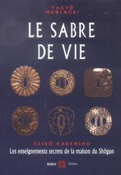 Sabre De Vie (Le) - 4ème de couverture - Format classique