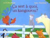Ca Sert A Quoi Un Kangourou ? - Intérieur - Format classique