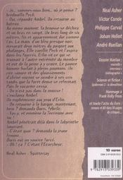 Dossier Ruellan, Steiner & Cie - 4ème de couverture - Format classique