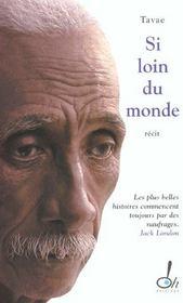 Si Loin Du Monde - Intérieur - Format classique