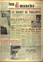 Lundi Dimanche N°39 du 01/05/1948 - Couverture - Format classique