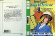 Intrigues Dans La Brousse - Couverture - Format classique