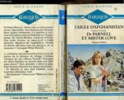 L'Aigle D'Afghanistan Suivi De Dr Parnell Et Mister Love - Couverture - Format classique