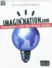 Vente livre :  Imagin'nation.com  - Brice Auckenthaler