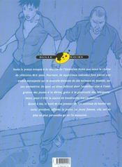 Intox t.2 ; opération Pablo - 4ème de couverture - Format classique