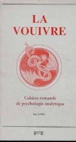 La vouivre cahier de psychologie analytique - Couverture - Format classique