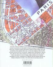Paris des hommes - 4ème de couverture - Format classique