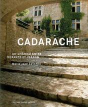 Cadarache - Couverture - Format classique