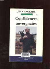 Les Confidences Auvergnates - Couverture - Format classique