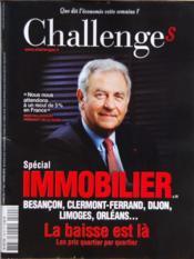 Challenges N°290 du 01/03/2012 - Couverture - Format classique