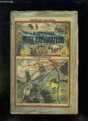 Aventure D Un Petit Explorateur N° 22 Sus A L Ennemi. - Couverture - Format classique