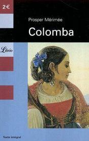Colomba - Intérieur - Format classique