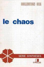 Le chaos - Couverture - Format classique
