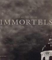 Immortels - Couverture - Format classique