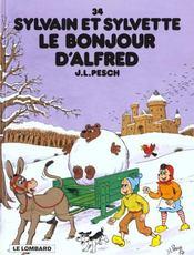 Sylvain et Sylvette t.34 ; le bonjour d'Alfred - Intérieur - Format classique