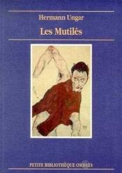 Les Mutiles - Couverture - Format classique
