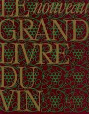 Grand livre du vin - Couverture - Format classique
