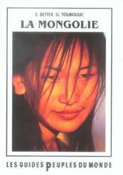 Mongolie (Guide) - Intérieur - Format classique