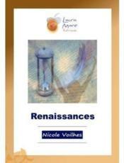 Renaissances - Couverture - Format classique