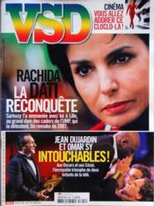 Vsd N°1801 du 01/03/2012 - Couverture - Format classique