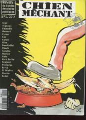 Chien Mechant N°1 - Mensuel De Bandes Dessinees Politiques - Couverture - Format classique