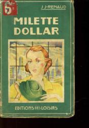 Milette Dollar - Couverture - Format classique