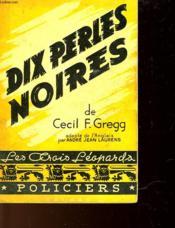 Dix Perles Noires - The Black Perls - Couverture - Format classique