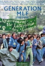 Génération MLF 1968-2008 - Couverture - Format classique