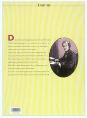 Souvenirs de Toussaint t.7 ; la toile écarlate - 4ème de couverture - Format classique