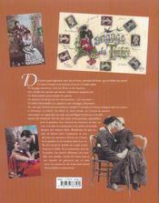 Il y a un siecle les amoureux - 4ème de couverture - Format classique